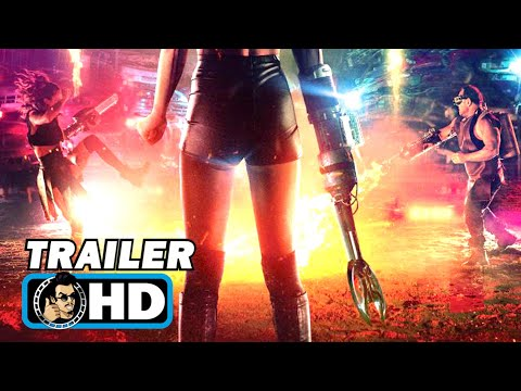 SPARE PARTS Trailer (2020) Sci-Fi Action Horror Movie HD