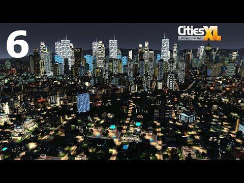 Cities XL. #6. Город - спутник.