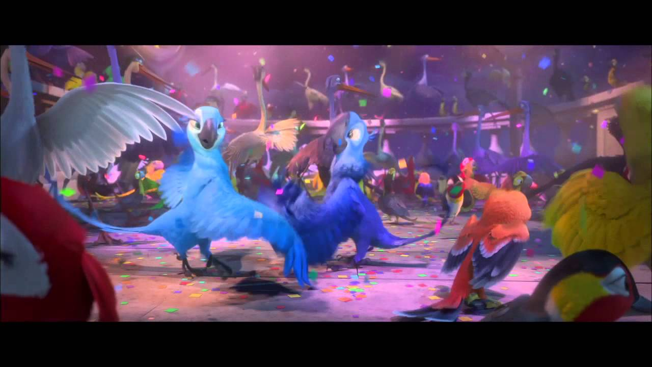 rio 2 publicity clip scene for new years h264 hd youtube