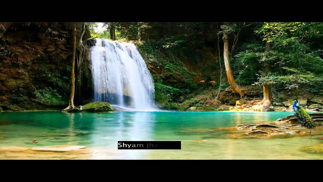 Natural beautiful PC desktop wallpaper - YouTube