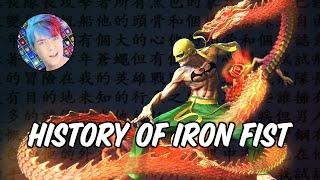 History of Iron Fist