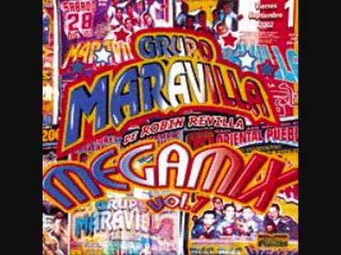Cumbia Sonidera- Grupo Maravilla