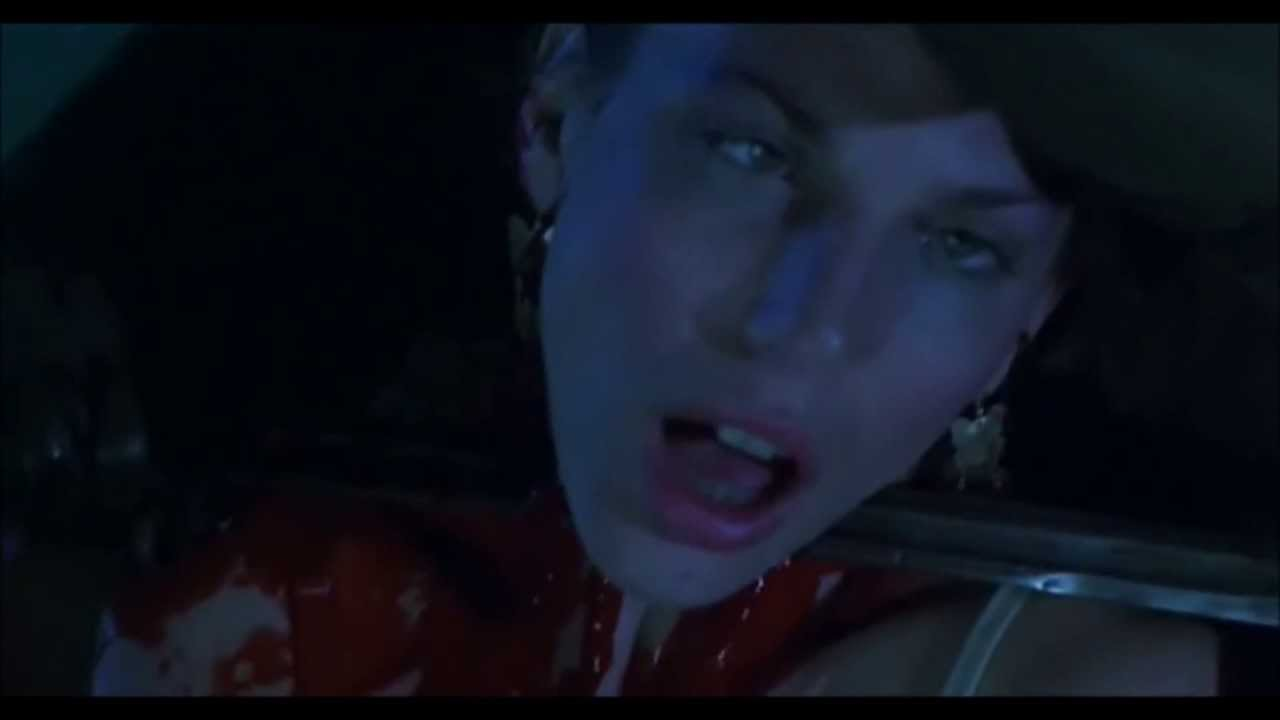 The Prowler 1981 The Pool Death Youtube