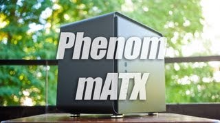 BitFenix Phenom mATX Case Review