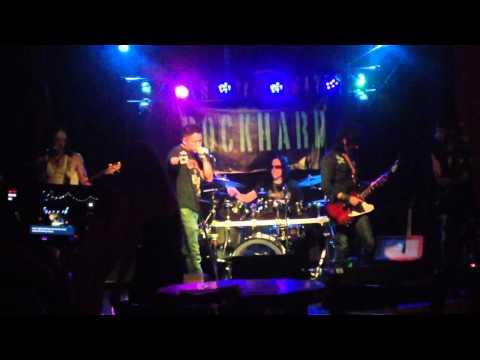 Live band karaoke