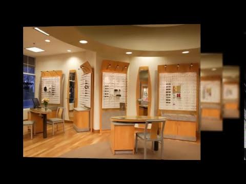 Optical Displays Frame Displays Optical Interiors by Eye