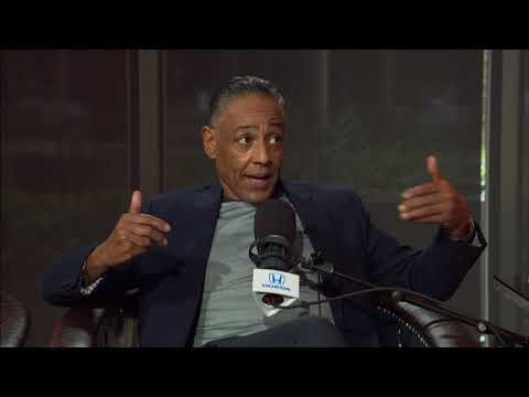 "Giancarlo Esposito on Playing Gus Fring in ""Breaking Bad"" 