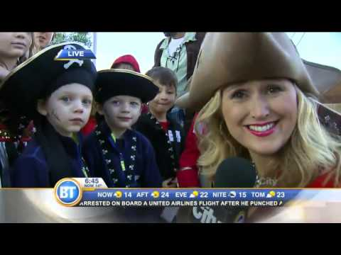 at A Pirate's Life 1 of 5 Breakfast Television Toronto
