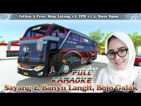 PO Handoyo rilis Jetbus 3 full karaoke