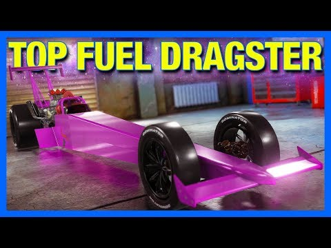 Twitch Chat Builds A Top Fuel Dragster In Car Mechanic Simulator
