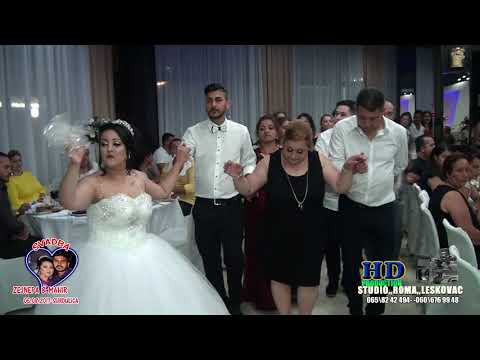 SVADBA ZEJNEPA & MAHIR /3.PART/RESTORAN 05.08.2017-SURDULICA VIDEO PRODUCTION STUDIO ROMA FULL HD