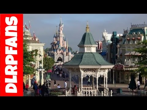 Disneyland Paris August 2016 Update 1 in 4K
