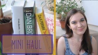 КП #24  Книги, нашедшие меня в июне || Mini haul
