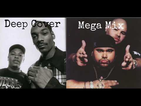 Deep Cover Mega-Mix (Deep Cover and Twinz Deep Cover 98) Snoop Dogg, Dr Dre, Big Pun, Fat Joe
