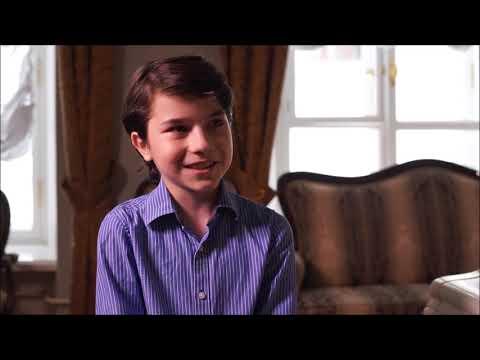 10-летний солист симфонического оркестра