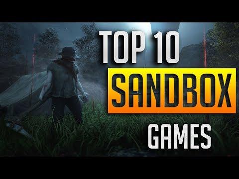 Top 10 Sandbox Games On PC 2019
