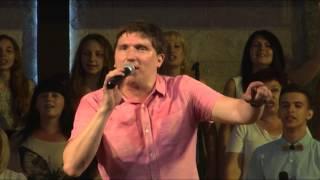 Алексей Захаренко| Прославление на служении (08.06.2014)
