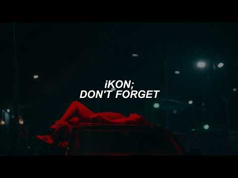 iKON // Don't Forget; sub español