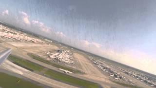 Delta 717-200 Takeoff from Hartsfield-Jackson Atlanta International Airport (ATL)