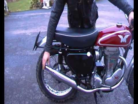 Matchless G80cs 1957 Scrambler 500cc
