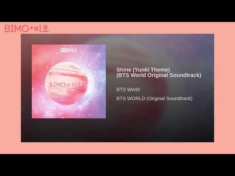 BTS World [All Themes]•••members Solo Instrumental Songs
