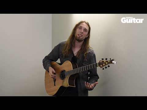 Me And My Guitar interview: Mike Dawes / Signature Andreas Cuntz Acoustic Guitar