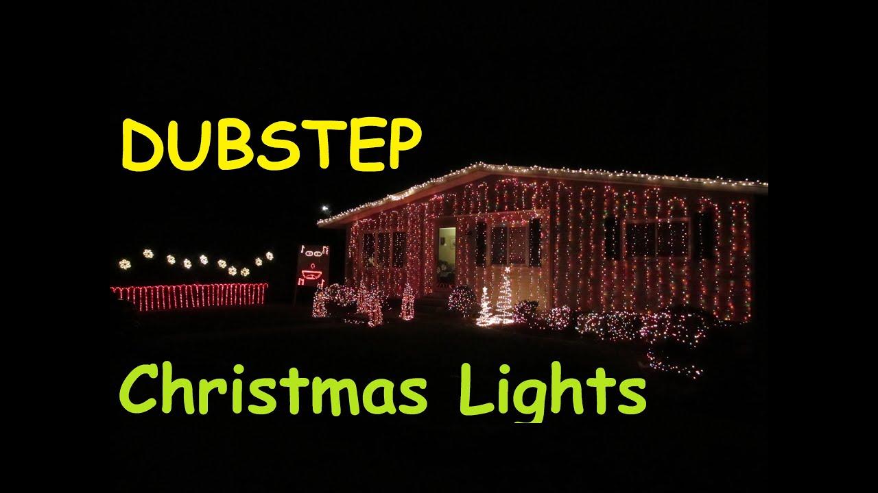 Christmas lights house music dubstep for Christmas house music