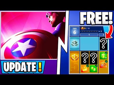 *NEW* Fortnite Update! | Endgame Event & Skins, Free Battle Pass S9, Banned!