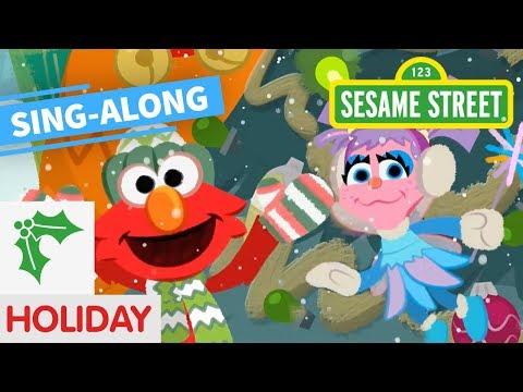 Sesame Street: Elmo's Christmas Song   Lyric Video