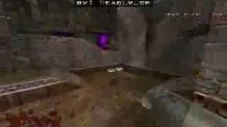 rocket frags on skull - quakeworld