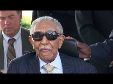 Civil Rights Leader Dr. Joseph E. Lowery Honored in Huntsville Ceremony