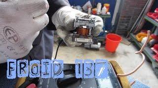Froid137-Le relais d'intensité-relais de démarrage-présentation et fonctionnement
