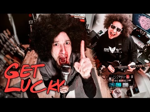 Get Lucky (metal cover by Leo Moracchioli)