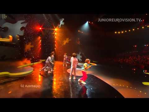 Rustam Karimov - Me and my guitar (Azerbaijan) - LIVE - Junior 2013
