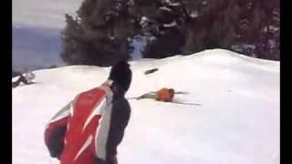 Gino rules the mountain....