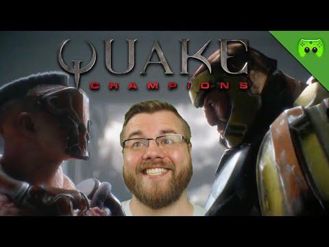 Friss Raketen 🎮 Quake Champions #1