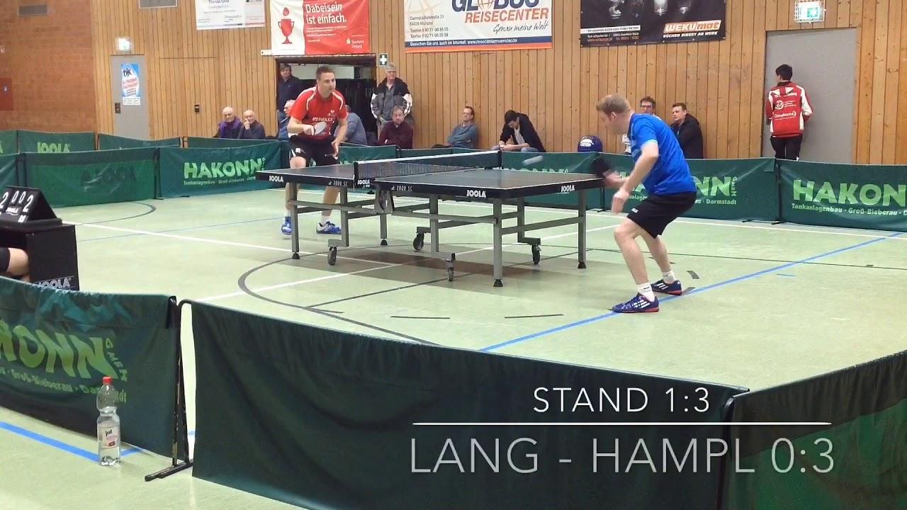 Bad Homburg Tischtennis