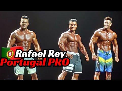 Rafael Rey - Men's Physique Portugal PRO 2018