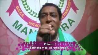 Enredo e Samba - Mangueira 2016 (RJTV)