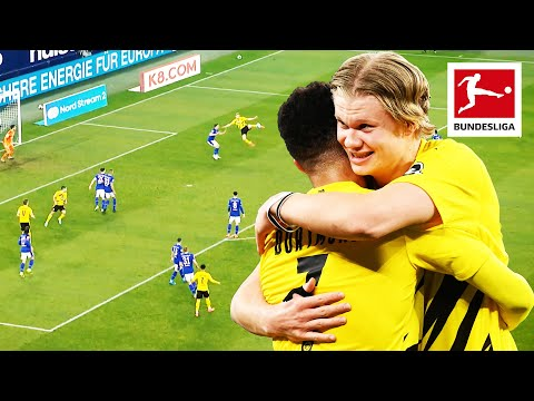 Jadon Sancho & Erling Haaland - Bundesliga's Deadliest Duos