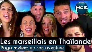 Les Marseillais en Thaïlande : Kevin, Stéphanie et Paga reviennent sur leur aventure.
