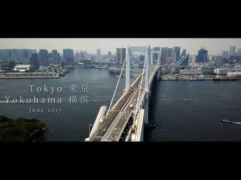 Tokyo City . Yokohama City, Japan