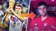 What the hell happened to Thomas Müller?   Oh My Goal
