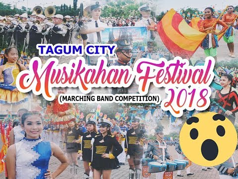 Tagum City Musikahan Festival 2018 | Marching Band Competition