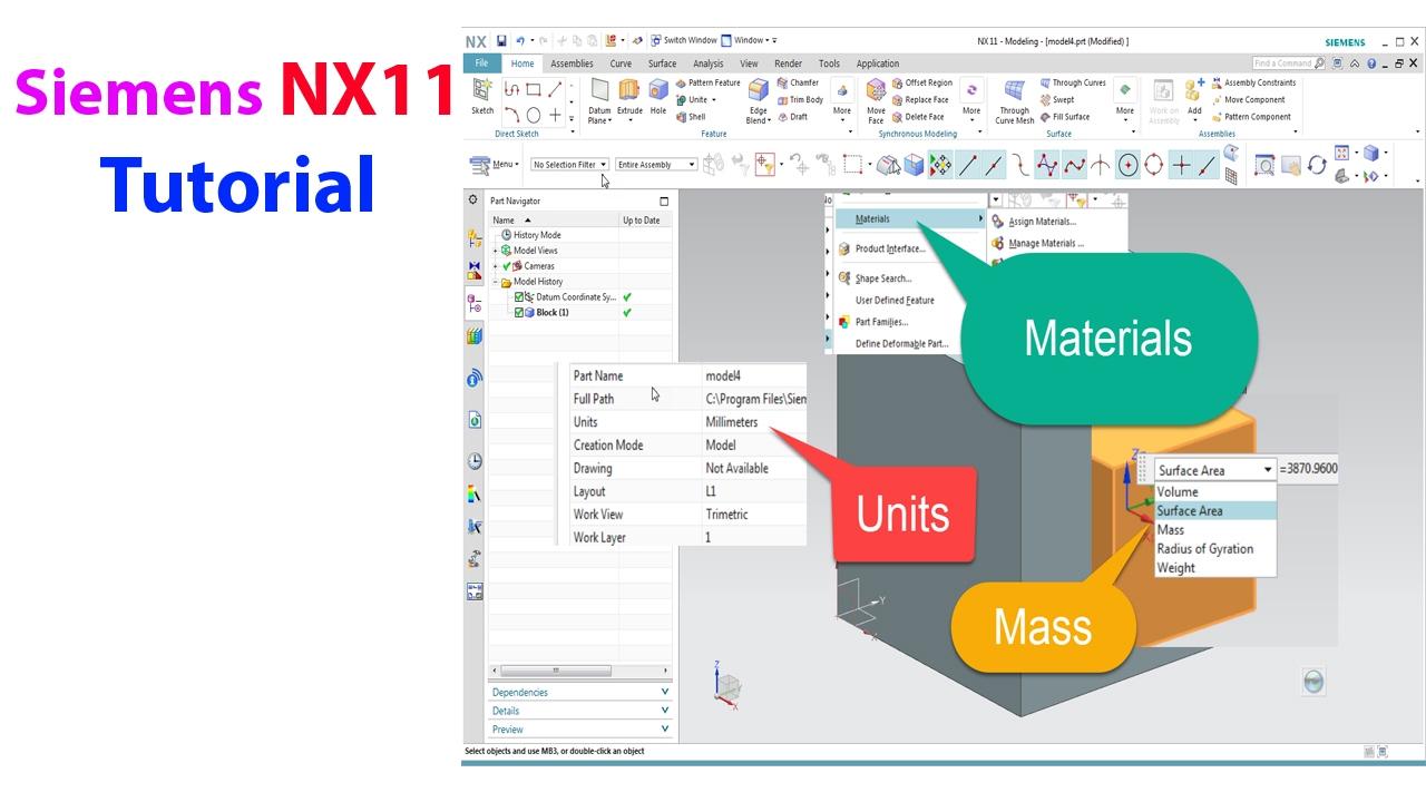 Ug Nx 11 cam tutorial Pdf Basic