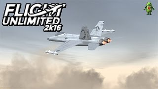 Flight Unlimited 2K16 (iOS/Android) Gameplay HD