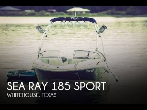 [UNAVAILABLE] Used 2009 Sea Ray 185 Sport in Whitehouse, Texas