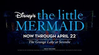 DISNEY'S THE LITTLE MERMAID Highlights