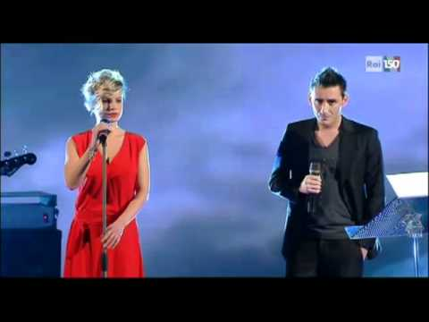 Emma Marrone e Modà - Here's to you - La ballata di Sacco e Vanzetti - Sanremo 2011