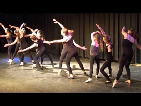 Dance recital - Nepean Creative Arts Centre, Ottawa, June 2017